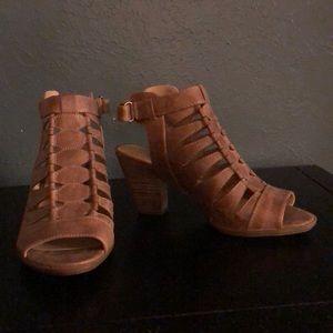 NWOT Naturalizer Tan Talan Shoes